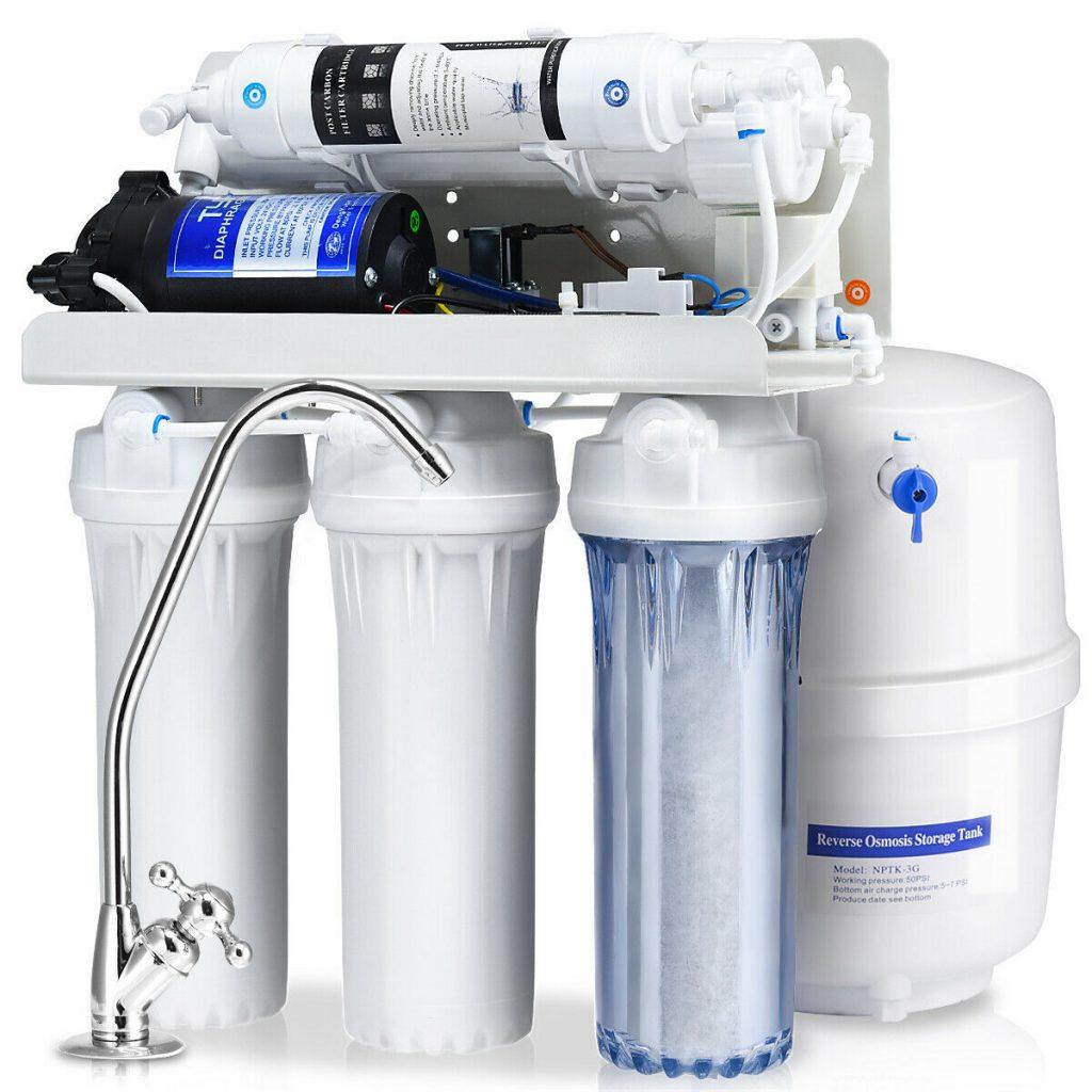 Sveikata ir vandens filtrai